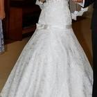 Чарівне весільне плаття.