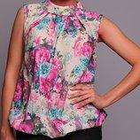 Распродажа Модная летняя блуза р50-52