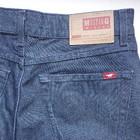 джинсы MUSTANG темно-синие в идеальном состоянии