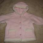 Курточка George нова Німеччина Оригінал на вік 3-6 міс. шапочка у подарунок