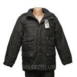 Мужская зимняя куртка на синтипоне, на подстежке Распродажа