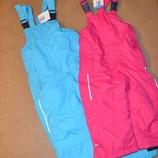 Термо, лыжный полукомбинезон, штаны Новый. Германия.