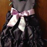 Платье нарядное куколка код с - 060