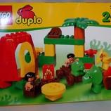 2602 LEGO duplo. Новый. 1997 год выпуска.Лего Динозавры.