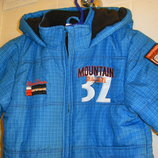 Осенне-Зимняя куртка Тополино 32, рост 92-98