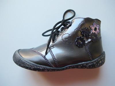новые демисезонные ботинки Laura Ashley. разм.26