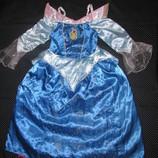 Прокат карнавальный костюм Киев-Борисполь Нарядное платье на девочку два в одном