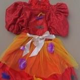 Прокат карнавальный костюм Киев-Борисполь платье Фея цветов