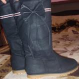 чобітки дуже теплі і зручні...акція