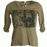 Новая блуза с принтом Urban Surface Германия 46-48р