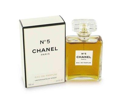 Chanel No 5 Eau De Parfum 100 мл для женщин осеньзима 230 грн