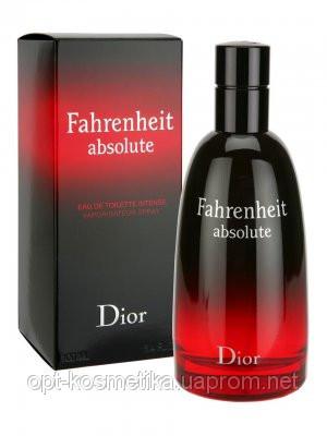 Christian Dior Fahrenheit Absolute 100 мл для мужчин