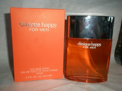 Clinique Happy For Men 100 мл для мужчин лето