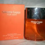 Clinique Happy For Men 100 мл для мужчин лето