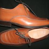 9р евро-30 см туфли кожа BALLY оригинал