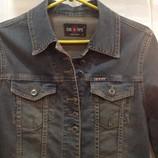 LIKM'S JEANS ORIGINAL шикарная джинсовая куртка, S,M,L