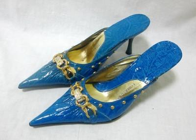 Шикарные туфли-босоножки,шлепанцы- Натуральная кожа. 36 р.