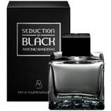 Хит продаж Antonio Banderas Seduction in Black for men В наличии