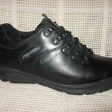 Туфли полуспорт типа Соlambia Т20-64 натур.кожа нубук
