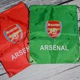 Сумка рюкзак для обуви формы игрушек Футбольные Клубы есть Разные