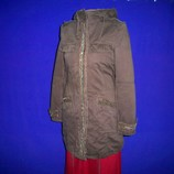 Продам фірмову куртку-парку VERO MODA, S