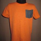 Яркая футболка от F&F мальчику на 6-7 лет