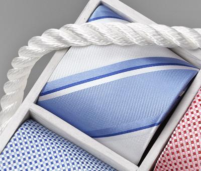 Шелковый галстук от Тсм Tchibo