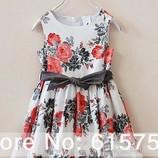 Платье для девочки нарядное код С - 128 2