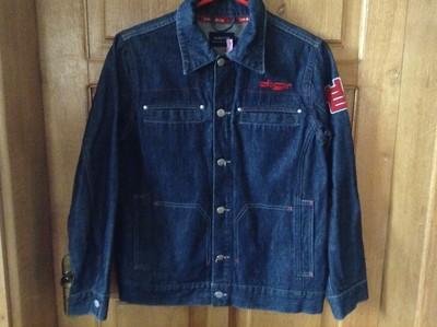 Джинсова куртка Duster 164