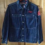 Джинсовая куртка 164 рост