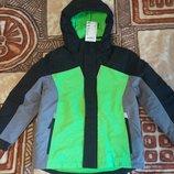 Зимние термокуртки yfk из германии, 134-164р. очень теплая модель