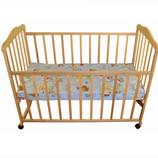 Кроватка кровать детская на роликах Люлька Новые со склада, 550 грн.