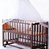 Детская кроватка Карпати III, со склада, Новые 720 грн.