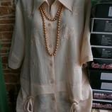 нарядная блузка всего 65гр