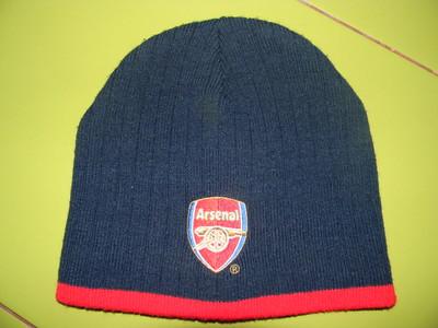 шапка мужская Arsenal б/у