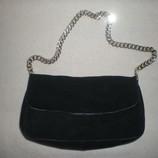 Стильная замшевая сумочка