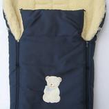 Детский Конверт теплый Овчина в Санки и коляску от производителя, 450 грн.