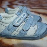 Туфли на мальчика 22 р. - 14 см как новые