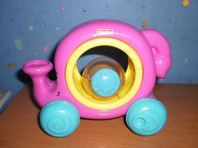 каталка Слоник от Фишер Прайс Fisher Price