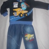 Костюмы с джинсами на мальчиков