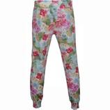 Летние брюки для девочек 92-128 см