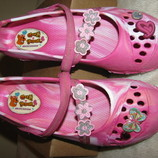 Супер стильні крокси Ckechers Америка р.35 стелька 22 см