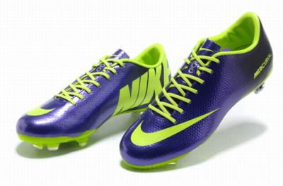 9af8bc93 Бутсы Nike Mercurial Vapor - синие салатовый: 1020 грн - мужские ...