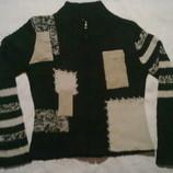 Кофточка,кофта,джемпер,свитер,гольф размер 42-44 фирмы GANGLIAN, б/у