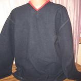 Флисовая кофта для мальчика 9-10 лет