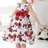 Платье девочке летнее код С - 136