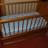 Детская кроватка - колыбель