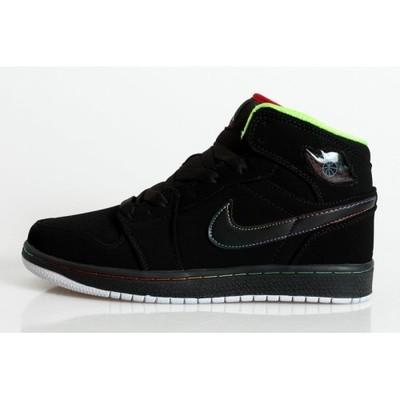 Кроссовки Nike Air Jordan Alpha I - черные  1020 грн - кроссовки ... 9977da66324