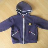 кофта-куртка Disney на 4-5 лет б/у