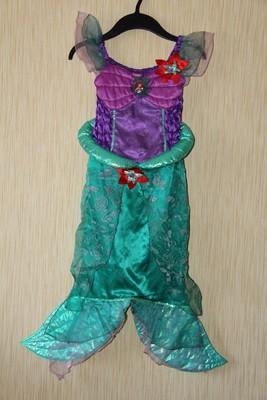 371719b11c7 Платье - карнавальный костюм Русалка